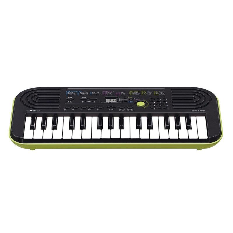 【送料無料】 カシオ 32鍵盤ミニキーボード SA-46