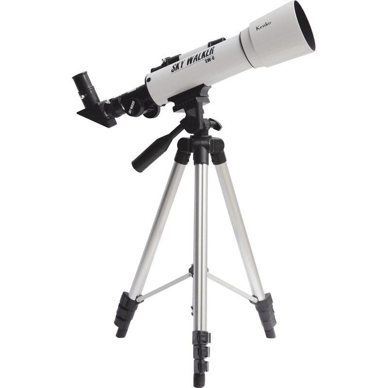 【送料無料】ケンコー 270倍屈折式天体望遠鏡 SW-0【天体望遠鏡 天体望遠鏡 ブランド ケンコー カメラ 光学機器 自由研究 夏休み 軽量 学習 50mm口径 初心者 入門者】