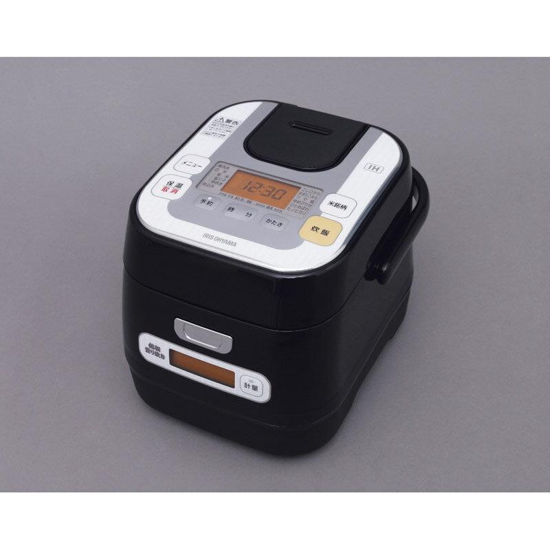 【送料無料】 アイリスオーヤマ 米屋の旨み 銘柄量り炊き IHジャー炊飯器 3合 RC-IA30-B