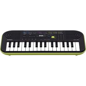 【送料無料】 カシオ 32鍵盤ミニキーボード SA-46 【けんばん 楽器 がっき 音楽 CASIO コードレス 32けんばん 曲内蔵 いろんな音】