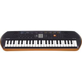 【送料無料】 カシオ カシオトーン 44鍵盤ミニキーボード SA-76 【けんばん 楽器 がっき 音楽 CASIO コードレス 44けんばん 曲内蔵 いろんな音】