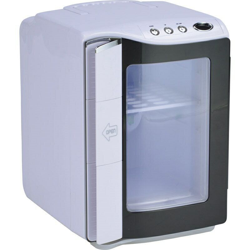 【送料無料】RAMASU 冷温庫20L ホワイト RA-H20 W