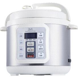 【送料無料】D&S 電気圧力鍋4.0L STL-EC50