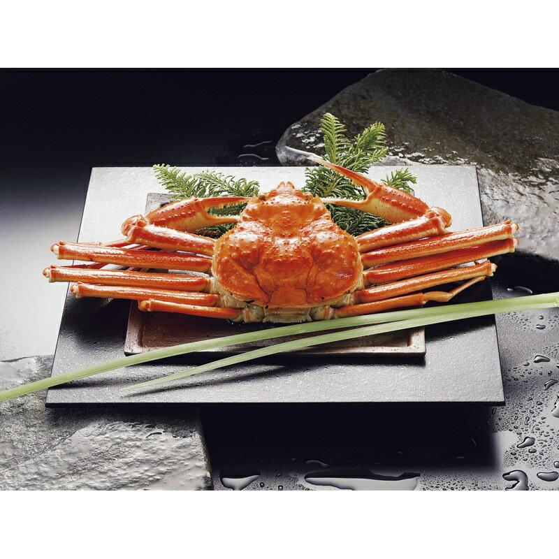 【送料無料】姿ずわいがに ZHB501【ずわい蟹 一尾 一匹 カニ味噌 ボイル済み 国内産 国産 日本産 おいしい 美味しい うまい お取り寄せ グルメ】