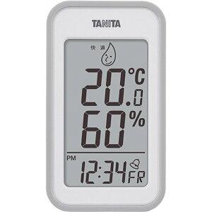 タニタ デジタル温湿度計 TT-559GY【温度計 湿度計 デジタル 室内 タニタ】[tr]