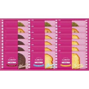 アマンド ケーキセット18個入 AC-30 【お菓子 個包装 パウンドケーキ 詰め合わせ つめあわせ 焼き菓子 おしゃれ かわいい 美味しい おいしい うまい】[tr]