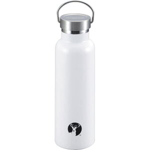 HDボトル600 ホワイトUE-3367 【水筒 すいとう マイボトル アウトドア 保温力 保温保冷 直飲み オフィス シンプル おしゃれ 600ml】[tr]