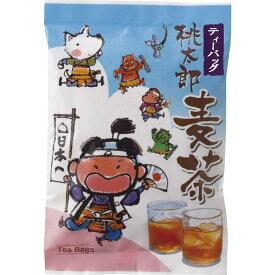桃太郎麦茶 MV-5【販促 ばらまき ノベルティ むぎ茶 むぎちゃ おちゃ ティーバッグ ティーバック 飲み物】