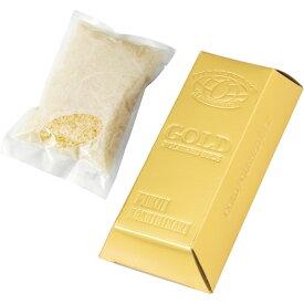 ゴールドバー型のお米 【販促 ばらまき ノベルティ おこめ 精米済み 白米 うるち米 金の延べ棒 おもしろ ユニーク 個性的】