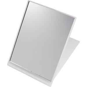 フォールディングミラー(大) M3205【販促 ばらまき ノベルティ 鏡 かがみ 持ち歩き 携帯ミラー 手鏡 折りたたみ おりたたみ】