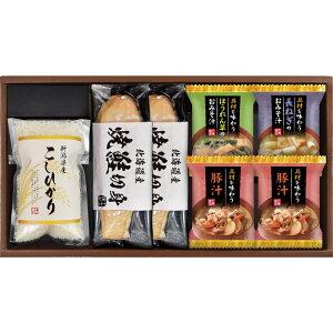 新潟県産こしひかり食卓彩セット KFK-25[tr]