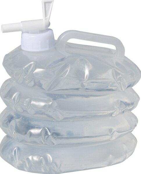 折りたたみウォーターバッグ 3L WB-350 【 防災グッズ 給水袋 給水バッグ】