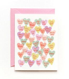 RIFLE PAPER CO. | VALENTINE SWEETHEART (GCHV04) | バレンタイン | グリーティングカード