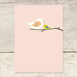 HAVEN PAPERIE | MAMA BIRD | グリーティングカード
