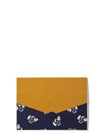 【エントリーでポイント10倍】KARTOTEK COPENHAGEN | ENVELOPE CARD 4PCCS SET (navy) | エンベロープカード