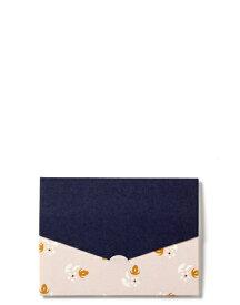 【エントリーでポイント10倍】KARTOTEK COPENHAGEN | ENVELOPE CARD 4PCCS SET (rose) | エンベロープカード