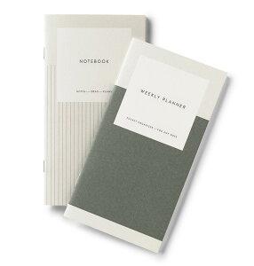 KARTOTEK COPENHAGEN | POCKET PLANNER SET | ノートパッド