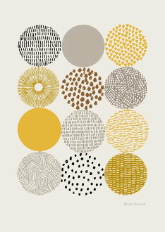 艾萝依雷努夫 | 圈子 | A3 艺术打印 / 海报