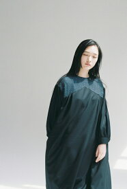 "【SALE セール】rikolekt (リコレクト)   ""nocturn""ワンピース (black)   ワンピース"