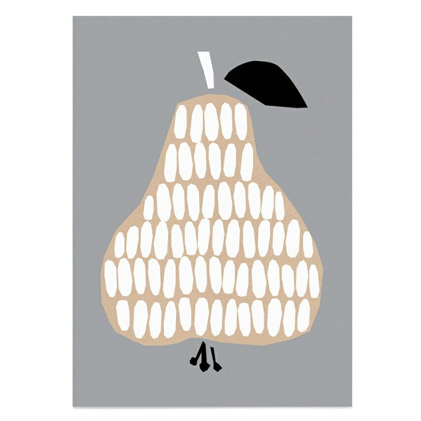 DARLING CLEMENTINE | PEAR | HARVESTポスター (50cmx70cm) 【北欧 洋なし ネコポス不可】
