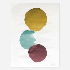 SEVENTYTREE ALTOGETHERTWOPRINT アートプリント/ポスター(30x40cm)