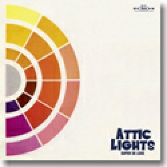 ATTIC LIGHTS / SUPER DE LUXE (CD)