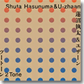 蓮沼執太 & U-ZHAAN / 2 TONE (LP)