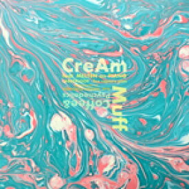 """MUFF / CREAM FEAT. MELTEN / COFFEE & PSYCHEDELICS FEAT. TAKESHI KURIHARA (7"""")"""