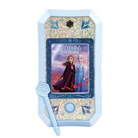 初回特典付き アナ雪2 キラキラスマートパレット アイスブルー 電子玩具 おもちゃ