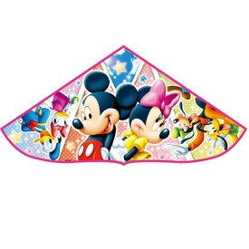 ミッキー&ミニーカイト 凧 凧あげ 日本製 カイト お正月 伝承玩具 日本製