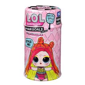 L.O.L. サプライズ! メイクオーバーシリーズ ヘアゴール2 フィギュア 人形 ドール