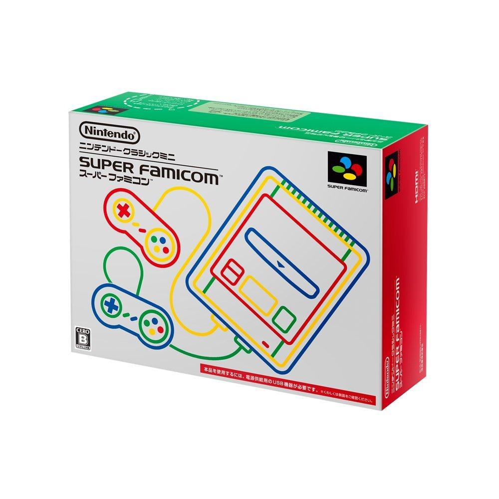 通販 在庫あり ニンテンドー クラシックミニ スーパーファミコン 本体 スーパーファミコンミニ スーファミミニ ミニスーファミ ファミコンミニ