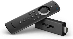 Amazon Fire TV Stick Alexa対応 アマゾン 音声認識リモコン付属 動画 テレビ リモコン