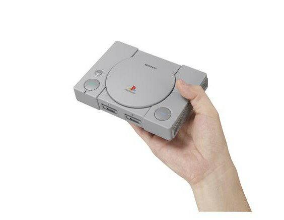 プレイステーション クラシック 本体 PlayStation プレステ プレイステーションミニ ミニプレステ SCPH-1000RJ
