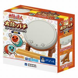 太鼓の達人専用コントローラー 太鼓とバチ for PlayStation4 単品版 PS4 太鼓 バチ セッションでドドンがドン!対応 プレステ4