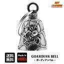 【送料無料!】日本未発売!米国製! ホットレザー [Black Widow Guardian Bell] ブラックウィドウ・ガーディアンベル! …
