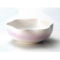 萬古焼 花器 勝楽窯 陶器製 水盤 生け花 いけばな 花瓶 華道用花器 勝-2