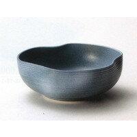 萬古焼 花器 勝楽窯 陶器製 水盤 生け花 いけばな 花瓶 華道用花器 勝-3