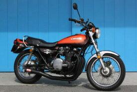 Z1/Z2 モリワキ ワンピース ブラック マフラー [MORIWAKI Z ONE-PIECE BLACK] Kawasaki/カワサキ (01810-40201-00) ( 01810-40201-00 )