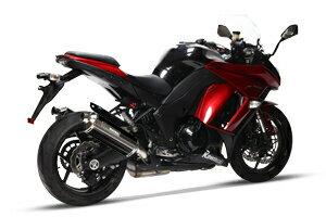 MORIWAKI/モリワキ (14-)  Ninja1000/Z1000 共通 (東南アジア仕様) エキゾースト MXR BP Twin S/O ( 01810-6n246-00 )