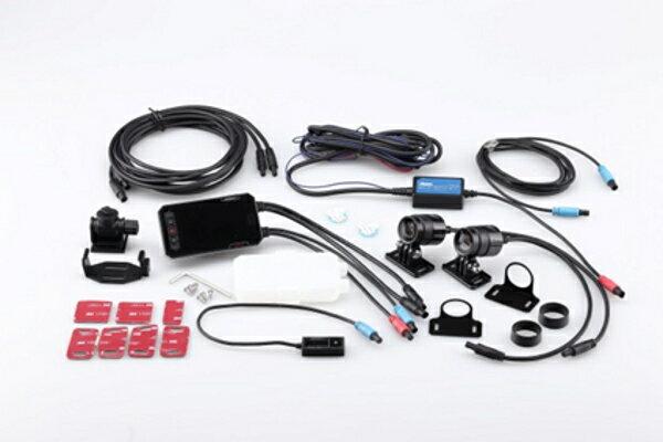 KIJIMA/キジマ  ドライブレコーダー デュアルカメラ AD720 (品番 Z9-30-003)