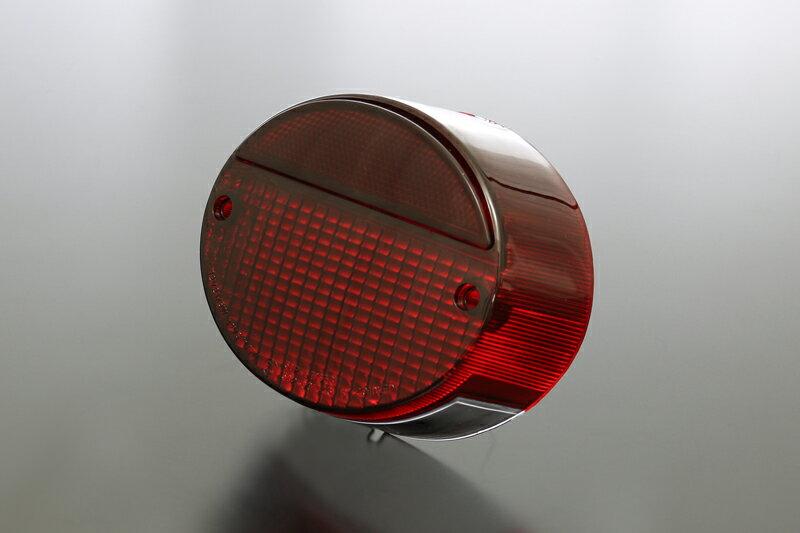 PMC/ピーエムシー 汎用Z2 タイプテールランプ レンズのみ スモーク 1個