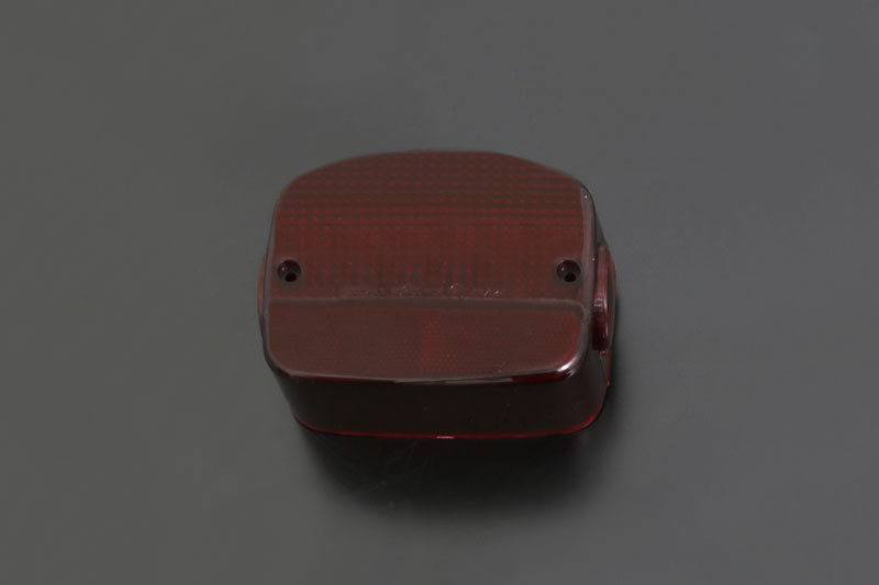 PMC/ピーエムシー Z1R/Z400FX テールランプ レンズのみ スモーク 1個