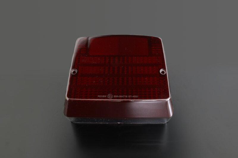 PMC/ピーエムシー MK2/Z750FX-1 テールランプ レンズのみ スモーク 1個