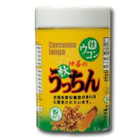 【GET!沖縄仲善 秋うっちん粉 100g】秋ウコン