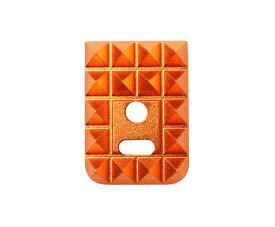 【ポイント10倍!4月7日8時59分まで】SLONG Airsoft 東京マルイ/WE GLOCK用ストライクマガジンバンパー Orange