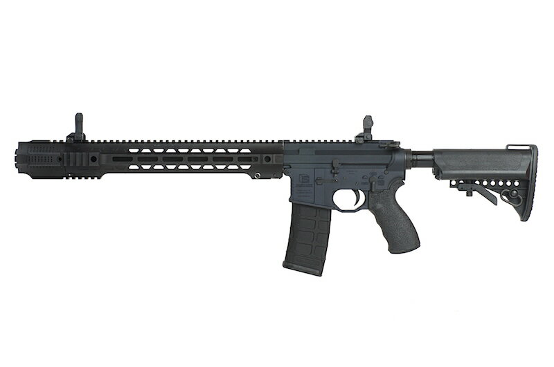 【訳あり品】EMG SAI GRY AR-15 トレーニングライフル GBB BK【商品計8,000円(税抜)以上でCYCバイオBB弾をプレゼント中!】