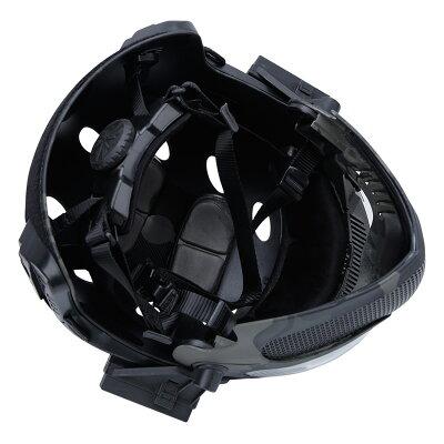 WoSporTパイロットタクティカルヘルメット(スチールメッシュver.)Lサイズ/BCP