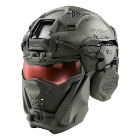 【同梱不可】SRU タクティカルヘルメットセット (FAST BJヘルメット付属)【配送業者指定:佐川急便限定】