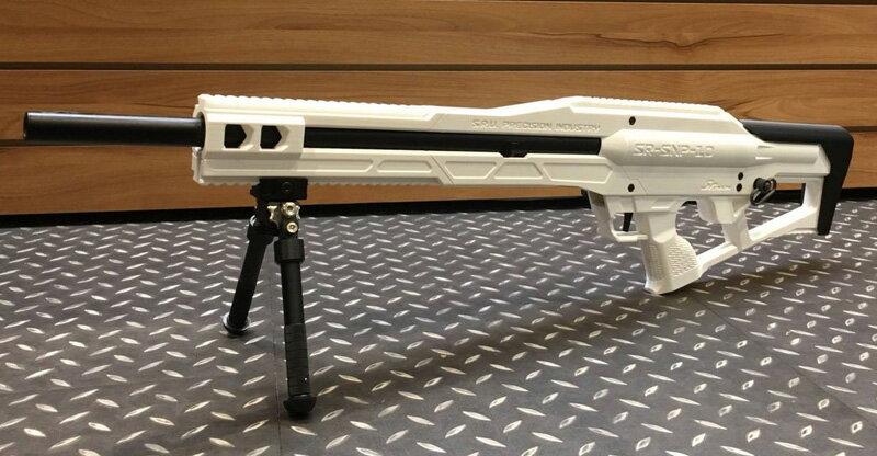 【予約 6月下旬頃入荷予定】SRU VSR10 SNP Advanced キット Snow White (東京マルイ VSR-10 プロスナイパー/Gスペック対応)